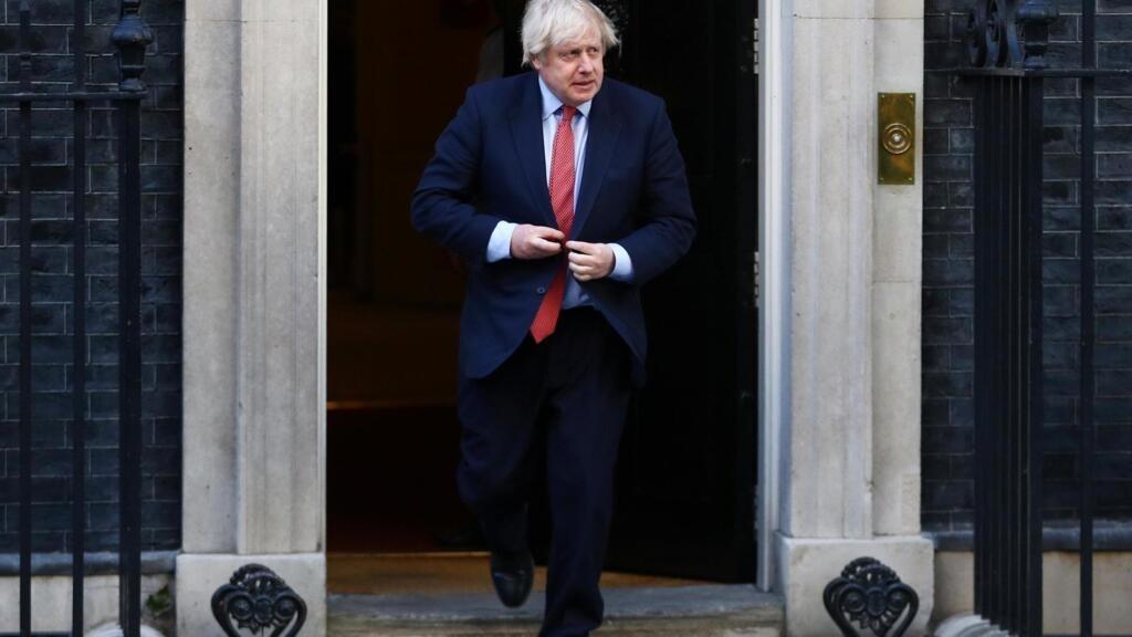 Brexit: les pourparlers entre l'UE et Londres vont reprendre en présence de Boris Johnson