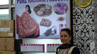 Dr. Gazala Amin, one of few female entrepreneurs in Kashmir