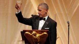 باراک اوباما در میهمانی شام با نخست وزیر ایتالیا به تندی از دونالد ترامپ انتقاد کرد