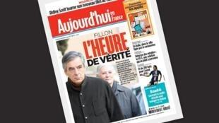 Destaque para o inicio do processo sobre o escândalo de emprego fantasma que derrubou François Fillon, o ex-candidato da direita conservadora francesa nas ultimas eleições presidenciais.