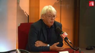Hubert Trapet sur RFI le 14 septembre 2018.
