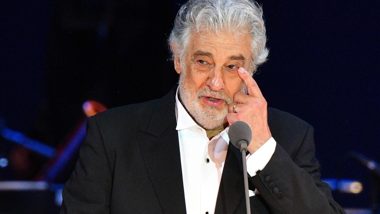 Harcèlement: Placido Domingo n'est plus le bienvenu en Espagne