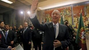 O novo presidente de Portugal, Marcelo Rebelo de Sousa, tomará posse no dia 9 de março.