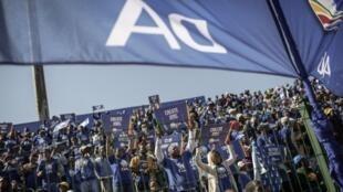L'Alliance démocratique, premier parti d'opposition en Afrique du Sud, est troublé par le retour en son sein de la frange conservatrice. (image d'illustration)