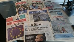 Diários franceses 27.06.2016