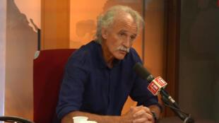 Jean-Pierre Bibring, astrophysicien.