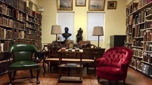 A Biblioteca Oliveira Lima é a maior coleção brasiliana no exterior.