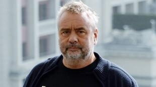 French film director Luc Besson