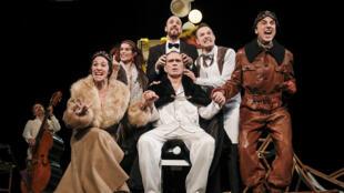 « Yes ! » de Maurice Yvain revient au théâtre de l'Athénée à Paris avec la La compagnie Les Brigands.