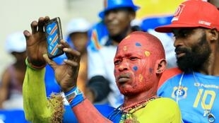 Supporter of DR Congo