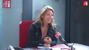 Sandra Regol sur RFI le 23 juillet 2019.