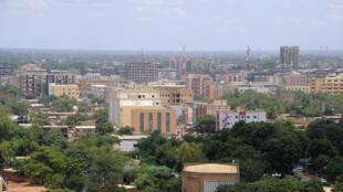 Burkina Faso's capital Ouagadougou