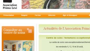 Association Primo Levi website