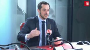 Nicolas Bay sur RFI le 15 mai 2019.