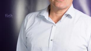 Dimitris Christopoulos, le nouveau président de la FIDH.
