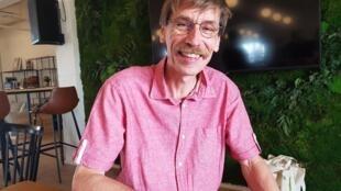 Philippe Henry, membre de la Fédération nationale d'agriculture biologique des régions de France (FNAB), tout nouveau président de l'Agence Bio.