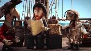 """""""Selkirk, el verdadero Robinson Crusoe"""" es una co-producción de Uruguay, Argentina y Chile."""