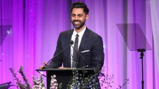 Hasan Minhaj est le présentateur de l'émission «Un patriote américain» sur Netflix dont un épisode a été censuré en Arabie saoudite.