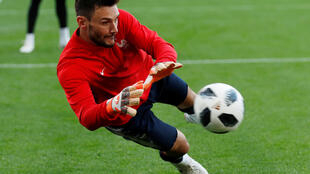 Goalkeeper Hugo Lloris will make his 100th appearance for France in the match against Peru.