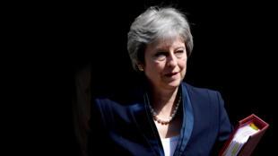 Thủ tướng Anh Theresa May đã bị tổng thống Mỹ Donald Trump chỉ trích nặng lời về chính sách Brexit.
