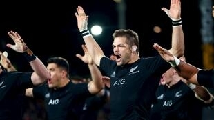 New Zealand skipper Richie McCaw is trying to lead the All Blacks to their fourth consecutive Rugby Championship title.