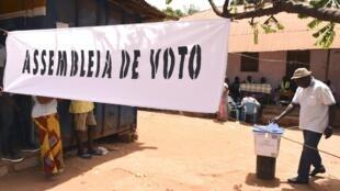 A Guiné-Bissau vota para a segunda volta das presidenciais a 29 de Dezembro.