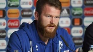 Iceland captain Aron Gunnarsson says his side will try to emulate Wales and advance to the last four by beating a supposedly superior side.