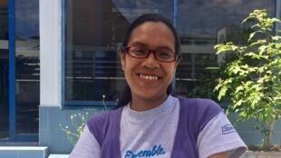 Ketakandriana Rafitoson politologue et membre du SeFaFi.