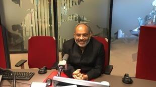 Carlos Lopes, secretario ejecutivo de la Comisión Económica de las Naciones Unidas para África en el estudio de RFI.