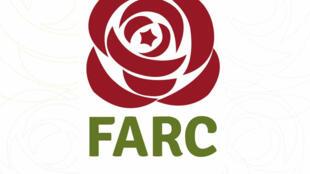 Logo del nuevo partido FARC.
