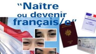 Nacer o hacerse francés.