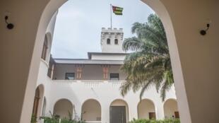 L'ancien Palais des gouverneurs à Lomé a été transformé en centre d'art. Il a ouvert ses portes le 22 novembre 2019.