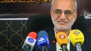 محمد حسین مقیمی معاون وزارت کشور و رئیس ستاد انتخابات کشور