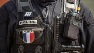 French officials say police have arrested four men suspected of preparing an attack on security forces.