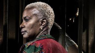 L'affiche du film « The CEO » (Le PDG), avec Angélique Kidjo, réalisé par Kunle Afolayan et présenté au 4e Festival Nollywood Week à Paris.