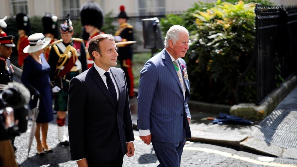 Appel du 18 juin: Macron à Londres, «berceau de la France libre»