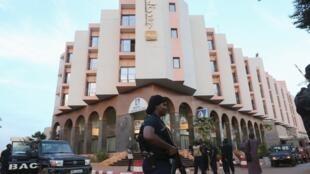 Отель Radisson в Бамако. 20.11.2015