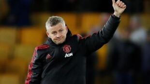 Mai horas da kungiyar Manchester United, Ole Gunnar Solskjaer.