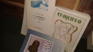 Literatura caboverdiana que influenciou a ensaísta, Dulce Almada Duarte, falecida em Cabo Verde
