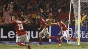 Al Ahly a remporté sa 8e Ligue des champions de la CAF, un record.