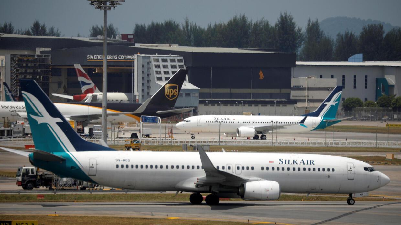 Annulations de vols en cascade à l'aéroport de Singapour
