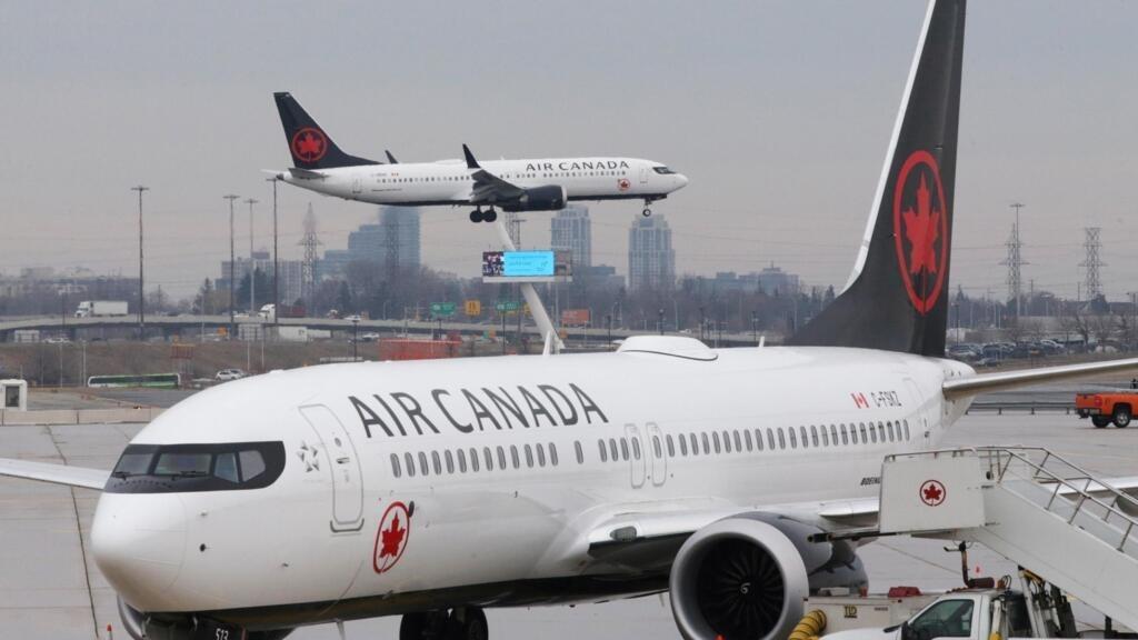 Coronavirus: Air Canada va licencier plus de la moitié de son personnel