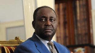 L'ex-président centrafricain, François Bozizé, en 2013.