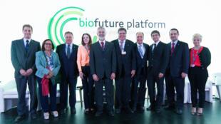O Ministro do Meio Ambiente, Sarney Filho, abriu nesta quarta-feira (16/11), na Conferência do Clima (COP-22) em Marrakech, o side-event de lançamento do Plataforma para o Biofuturo.