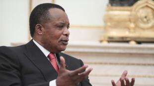 Le parti du président congolais Denis Sassou-Nguesso a répondu aux revendications de l'opposition lors d'une conférence de presse le 15 février.