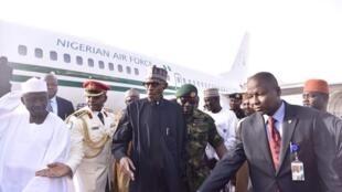 Shugaban Najeriya Muhammadu Buhari ya ce ya samu sauki.