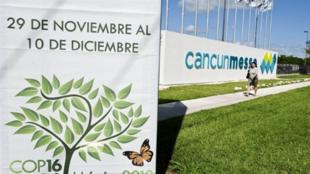 Hội nghị khí hậu Cancun tiếp diễn Copenhagen (AFP)