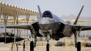 Phi cơ F-35 của quân đội Mỹ.