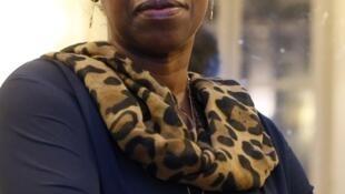 L'écrivain rwandais Scholastique Mukasonga.