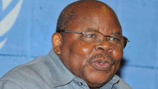 Mwezeshaji katika mgogoro wa Burundi Benjamin Mkapa